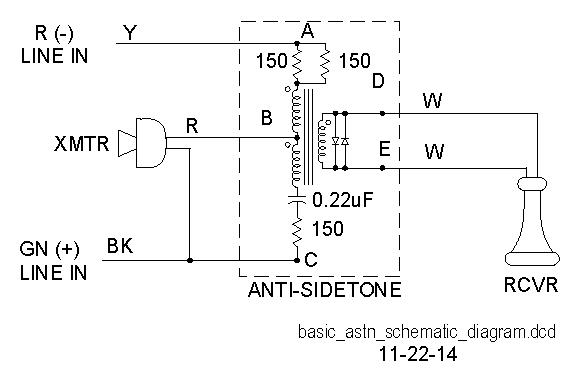 Western Electric 685 Wiring Diagram