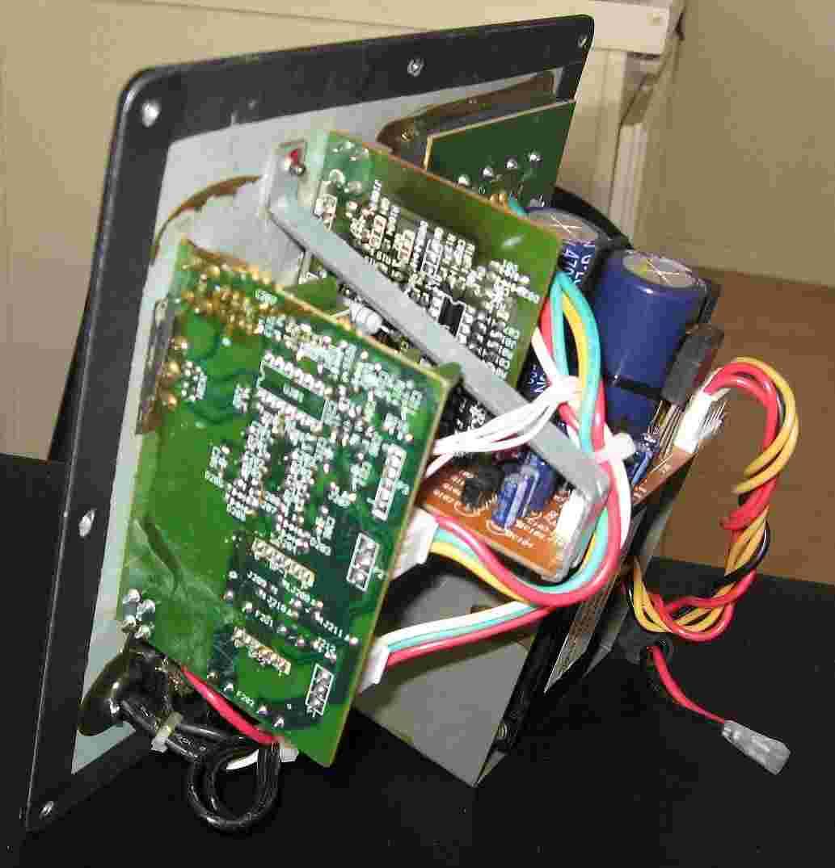 Klipsch Promedia V21 Amplifier Repair 2 1 Wiring Diagram Photo Gallery