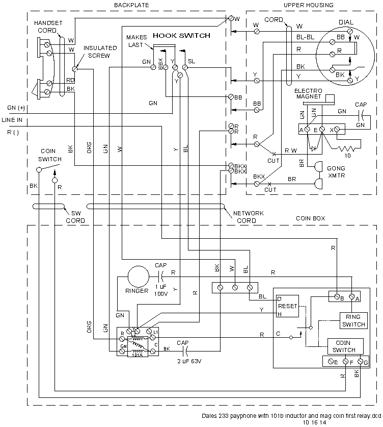 mag_payphone_schematic 752x837 coin first payphone controller wiring diagram 2135 cub cadet at mr168.co