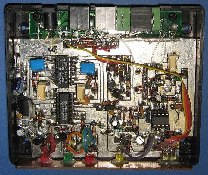 Internal Wiring Of A Potentiometer